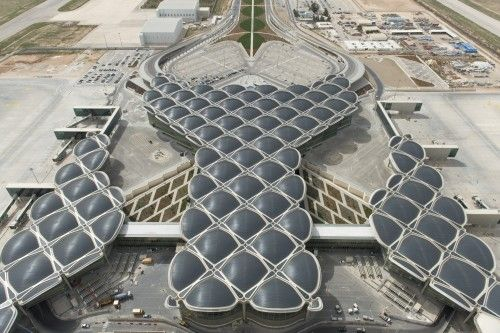 Arch2o-Queen Alia International Airport-Foster + Partners (14)