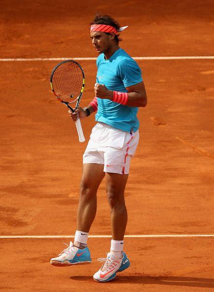 Rafael Nadal Photos - Mutua Madrid Open - Day Five, second round playing Steve Johnson (USA). Rafa wins fairly comfortably : ) Vamos!