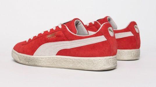 Puma Suede Vintage - Red