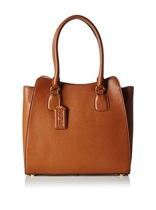 To Be by Tom Beret Bolso asa al hombro (Cognac)