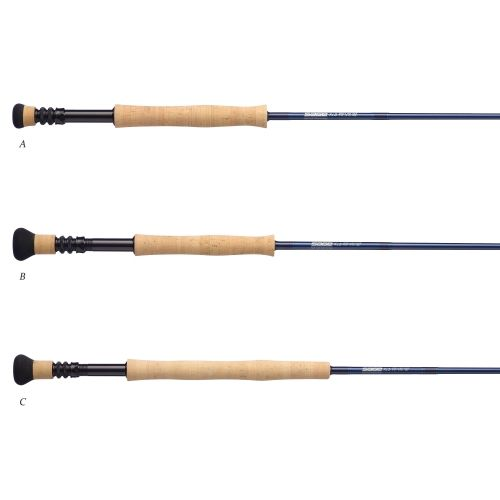 Fly rod we recommend an 8 or 9wt for most northeastern for Saltwater fishing apps