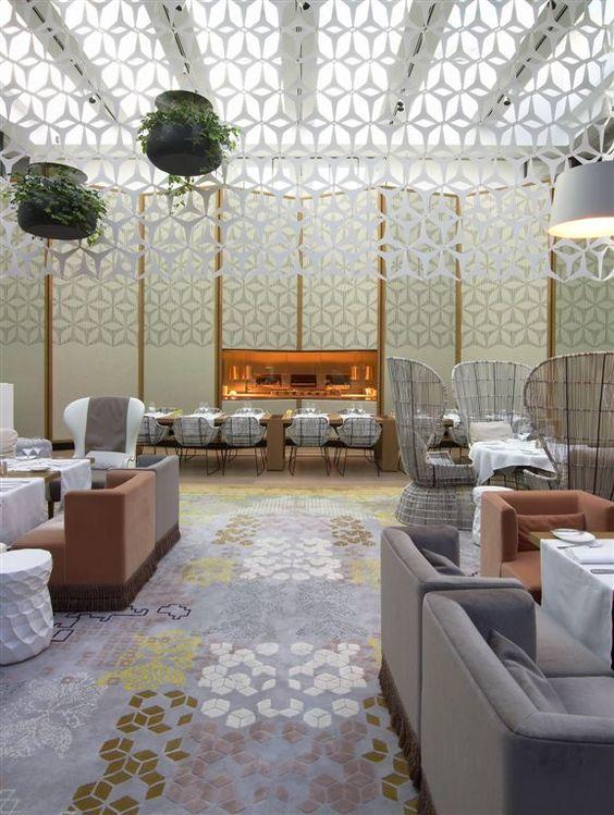 Tai ping mandarin oriental barcelona with patricia - Hotel mandarin restaurante ...