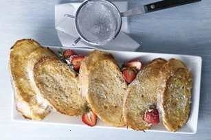 Maple-cinnamon Baked French Toast Recipe