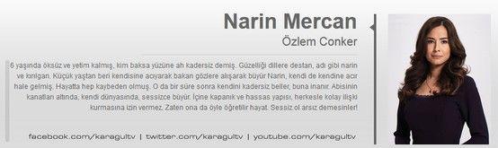Özlem Conker - Narin Mercan
