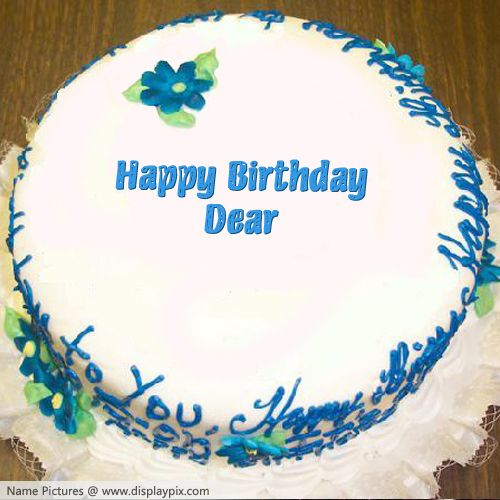 Birthday Cake Images With Name Raj : Pinterest   The world s catalog of ideas