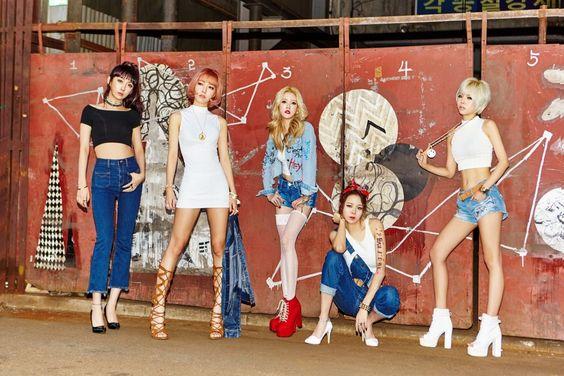 Bull-Dok (불독) | 2016 Girl Group