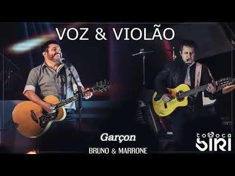 Bruno E Marrone No Churrasco Voz E Violao So As Boas Youtube