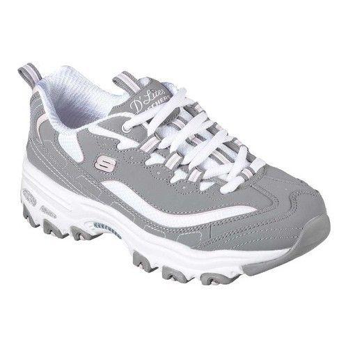 Skechers Women's D'Lites Sneaker, Size