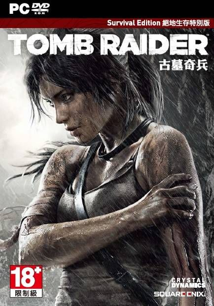 Tomb Raider Survival Edition 2013 Pc Game