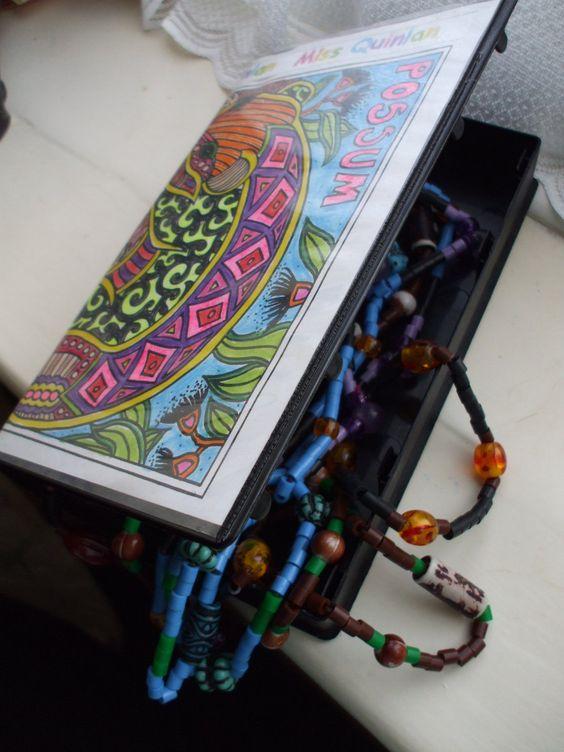 Recycled VHS case by queenq59.deviantart.com on @deviantART