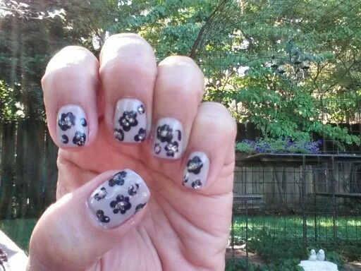 Love your nails..chiva