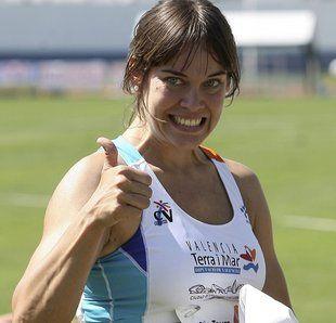 atletismo y algo más: Recuerdos año 2012. #Atletismo. 10242. Berta Caste...