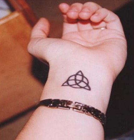 Actually. I changed my mind. I want this on the back of my neck,