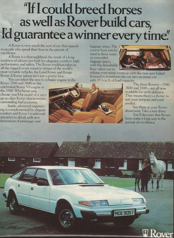 1978 Rover SD1