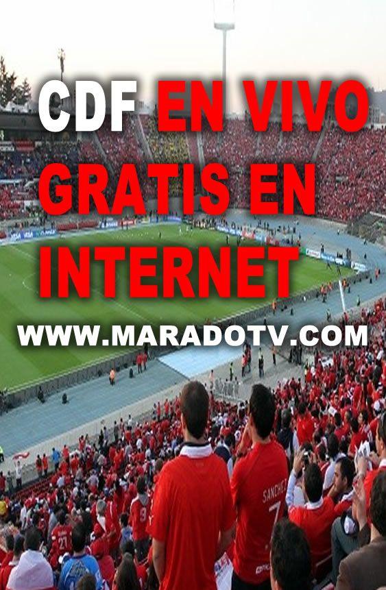 Ver Cdf En Vivo Gratis En El Celular Futbol Chileno Futbol En Vivo Partido De Futbol