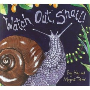 Watch Out, Snail! - Te Reo Maori Stories - Te Reo Maori - Catalogue