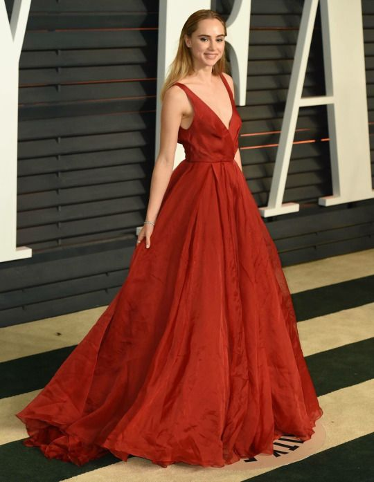 2015 Vanity Fair Oscar Party