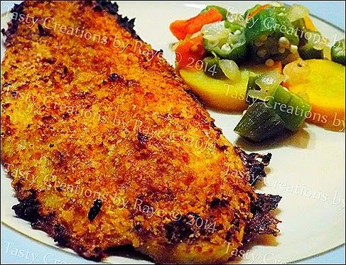 Ovens on pinterest for Baked swai fish recipe