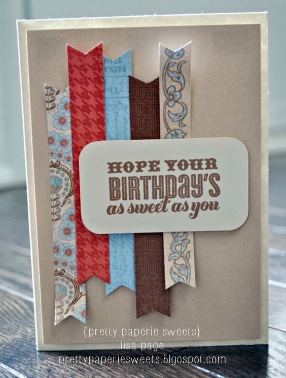 pretty paperie sweets: CTMH NEW PRODUCT BLOG HOP ROUND #2 - {Hope your Birthday's as Sweet as You}