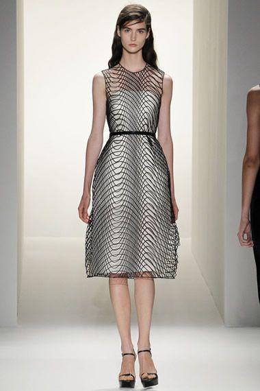 NYFW - Calvin Klein ~ Ladylike Chic
