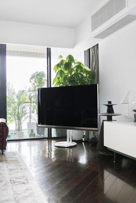 テレビスタンド インテリア 素材 シルバー シンプル スタイリッシュ モダン