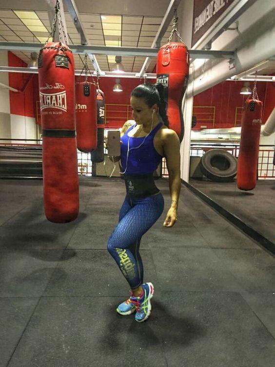 Patricia alamo #fitgirl #HDbody #femalemuscle #españa