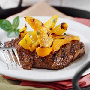 Rib eye steak, Steaks and Ribs on Pinterest