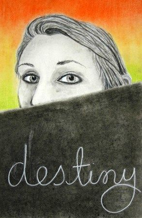 Destiny6303's art on Artsonia.    Not only does this self portrait capture Destiny to the T, I notice how she had to perfect her name. ;)  Love, Mom. #beautiful #insideandout