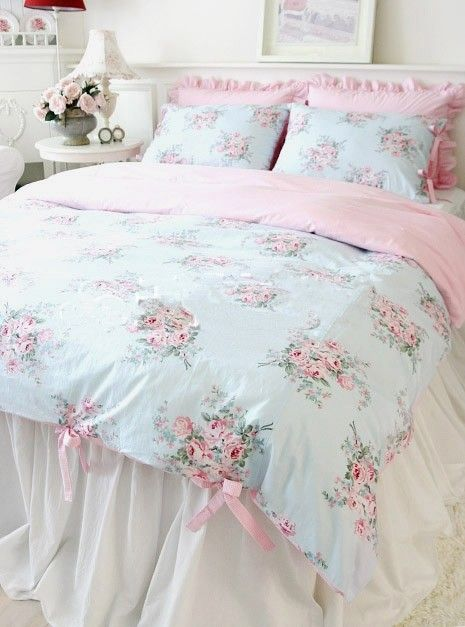 Share this page with others and get 10% off! shabby chic ruffled bedding