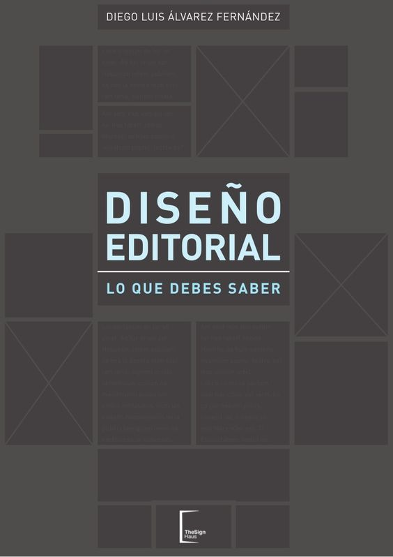 El diseño editorial es la rama del diseño gráfico dedicada a la maquetación y composición de publicaciones tales como revistas, periódicos o libros.