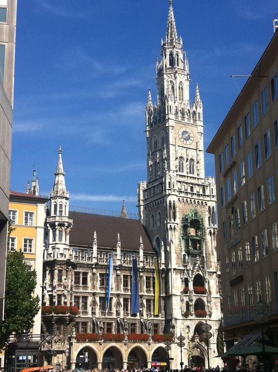 Rathaus, München