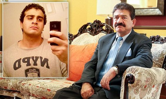 Orlando shooter Omar Mateen's father says he won't 'miss anything about him'   Daily Mail Online