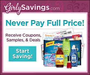 Girly savings never pay full price!