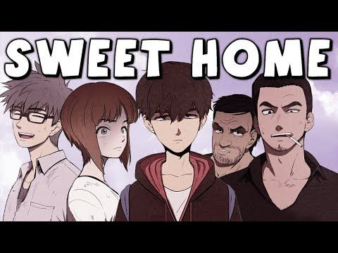 Sweet Home Youtube With Images Webtoon Cartoons Episodes