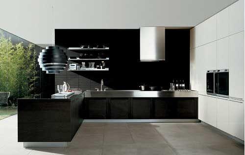 modern kitchens: