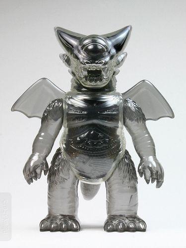 Gargamel Deathra | clear vinyl - Grail! photo by crazy kaiju