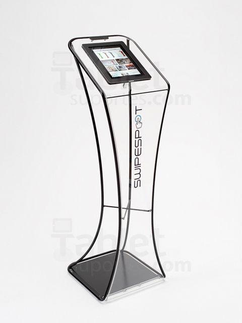 SwipeSpot Tablet Stand Air Preto