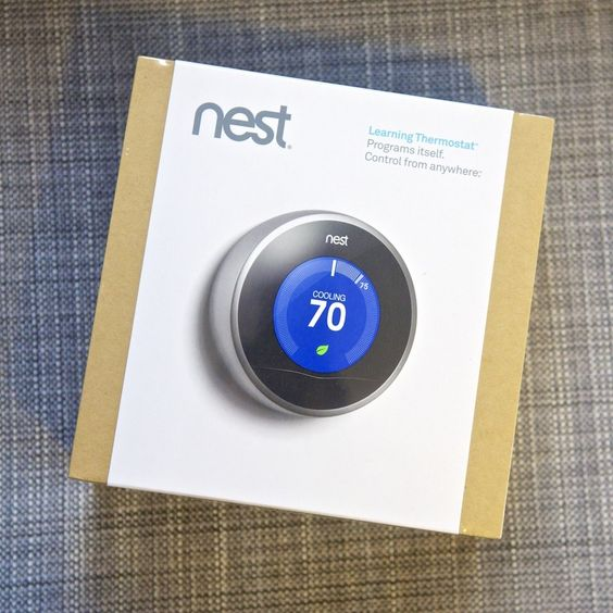 How To Install A Nest Thermostat Nice Look