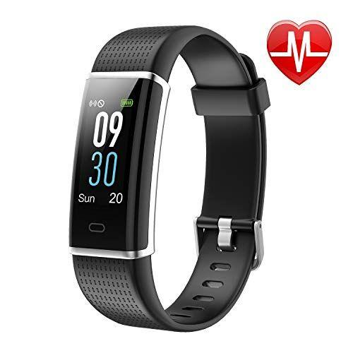Fitnesstracker Armband Pedometer Schrittzähler PC Sport Uhr SmartWatch Tracking