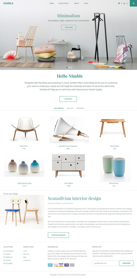 #minimalism #webdesign #inspiration #graphic #design  #website #layout