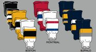 Your one stop shop for the best one-of-a-kind custom socks designed specifically for your team/organization! Visit our website http://www.allcustomsocks.com for more information