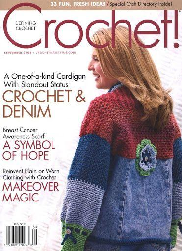 Crochet 9 2008 - Anna Borodai - Álbuns da web do Picasa
