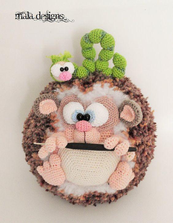 Hoi! Ik heb een geweldige listing op Etsy gevonden: https://www.etsy.com/nl/listing/492547853/big-hedgehog-with-little-caterpillar-a