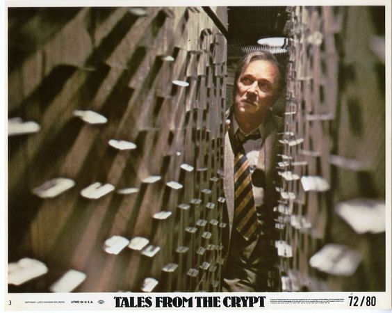 The Ghoulish Blind Alleys Segment From Tales Crypt 1972 My Favourite Amicus Compendium