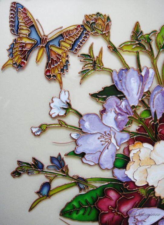 "Gallery.ru / ""Букет"" - Картины цветы - YS-art:"