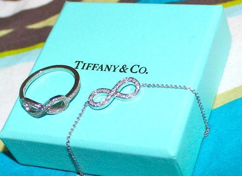 Tiffany infinity WANT WANT WANT