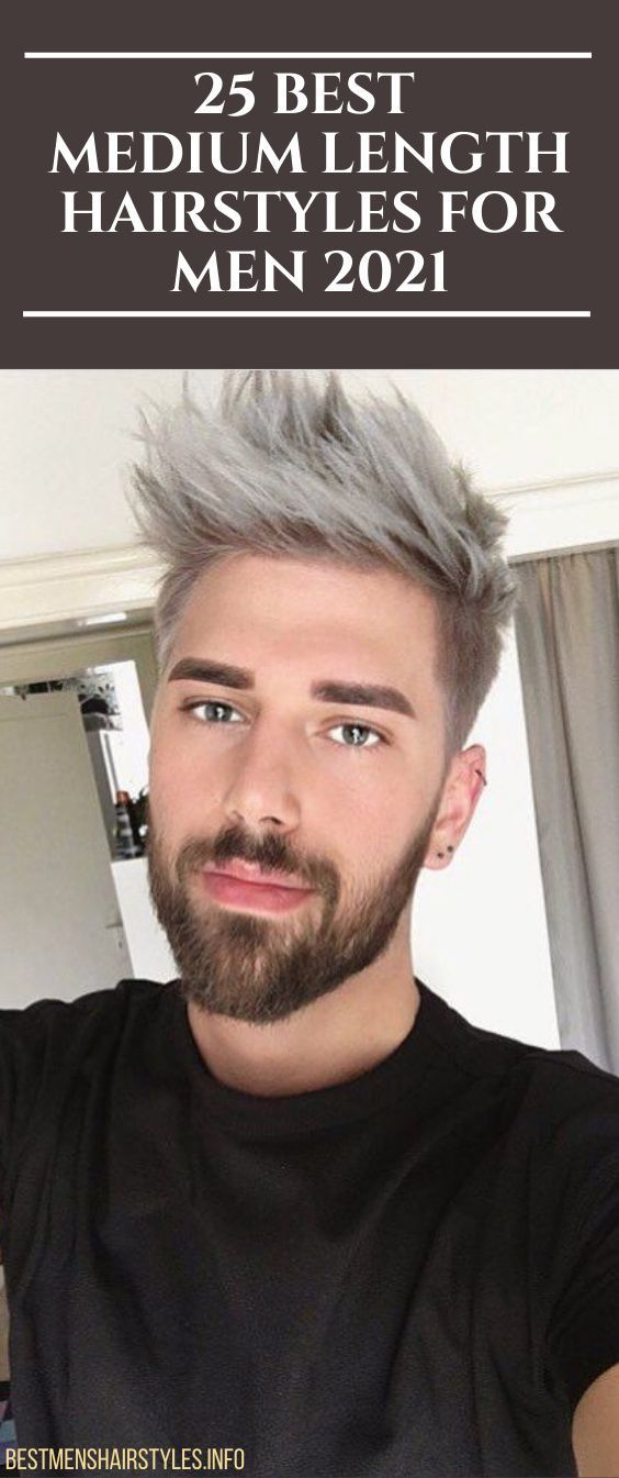 Best Medium Length Hairstyles For Men 2021 Page 2 In 2020 Medium Length Hair Styles Mens Hairstyles Hair Styles