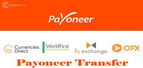 How To Transfer Money From Payoneer Account To Payoneer Card