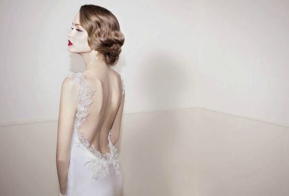This is like Bride fashion..Cant make up my mind on which board I want this on. Love it.