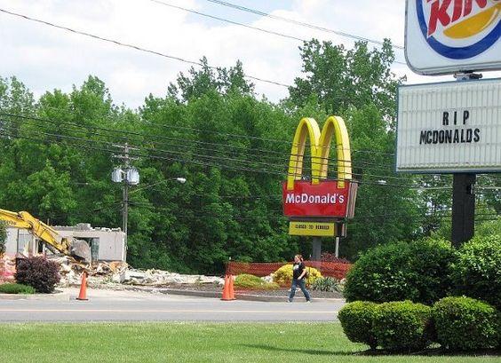 BK VS McDonald's